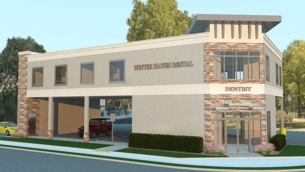 DENTAL OFFICE RENDERING 9-19