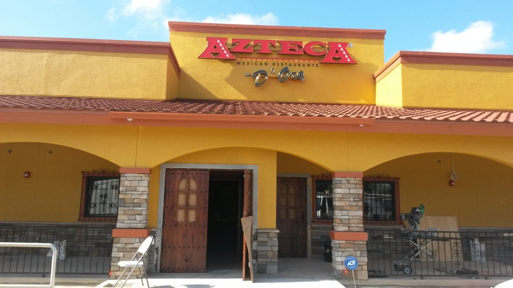 The Aztec Mexican Restaurant